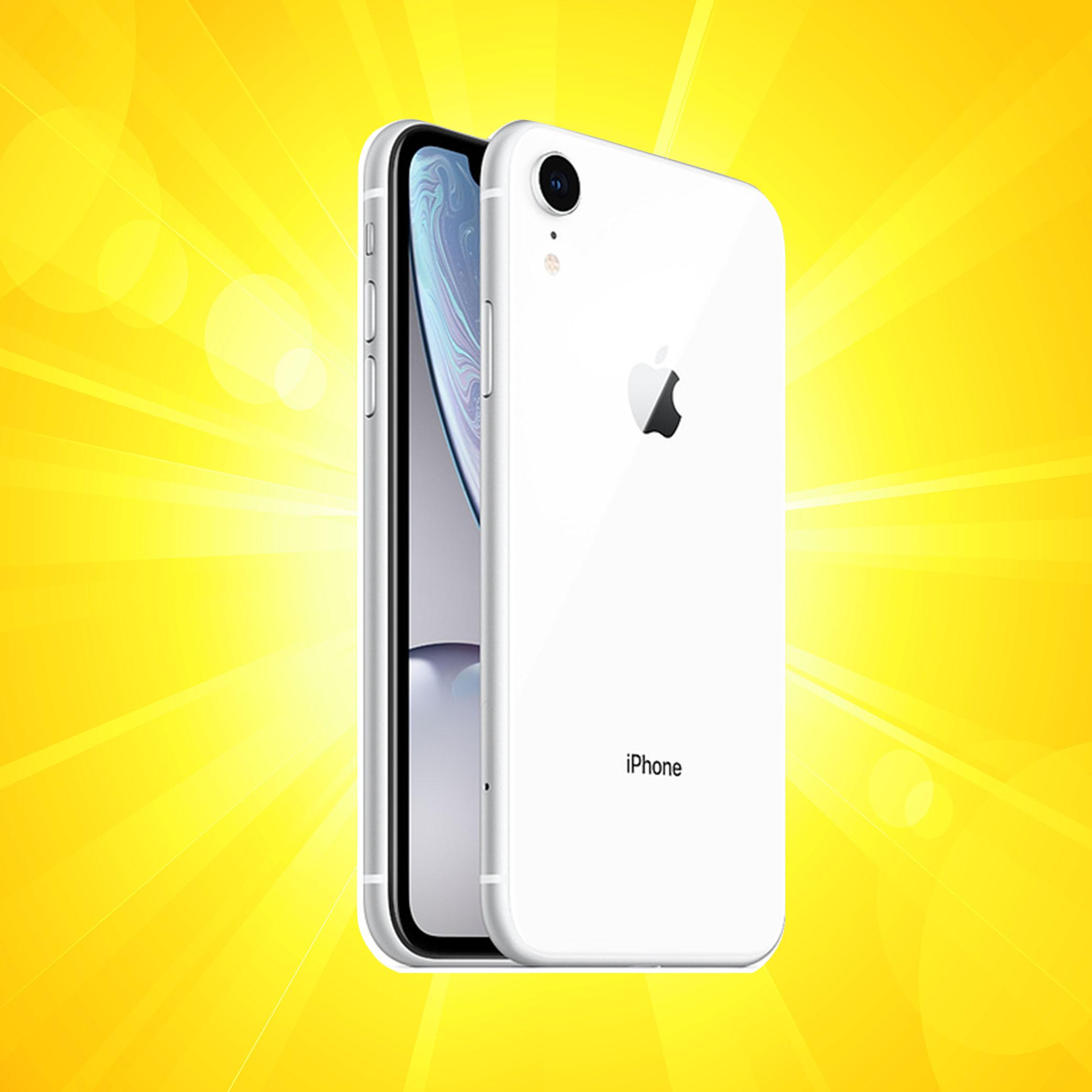 apple iphone xr 64gb weiss ohne simlock neu ovp. Black Bedroom Furniture Sets. Home Design Ideas